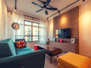 7 interiors with interesting color combinations