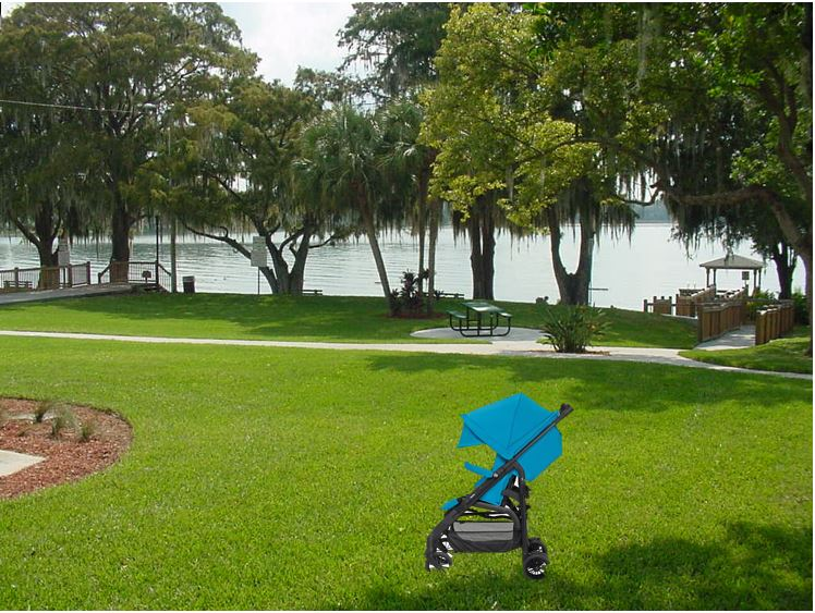 Stroll freely with Baby Hyperstore's Zippy Light Strollers