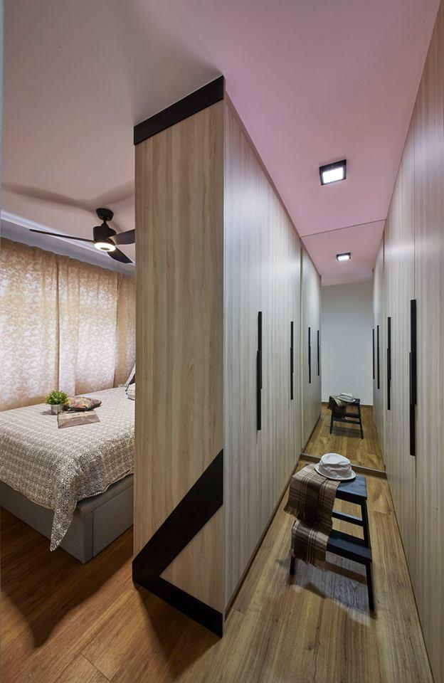 6 Unconventional Closet Designs Home Renovation Singapore