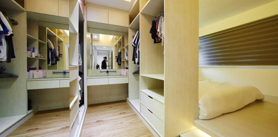 6 unconventional closet designs