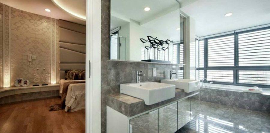 7 contemporary vanities for your bathroom design