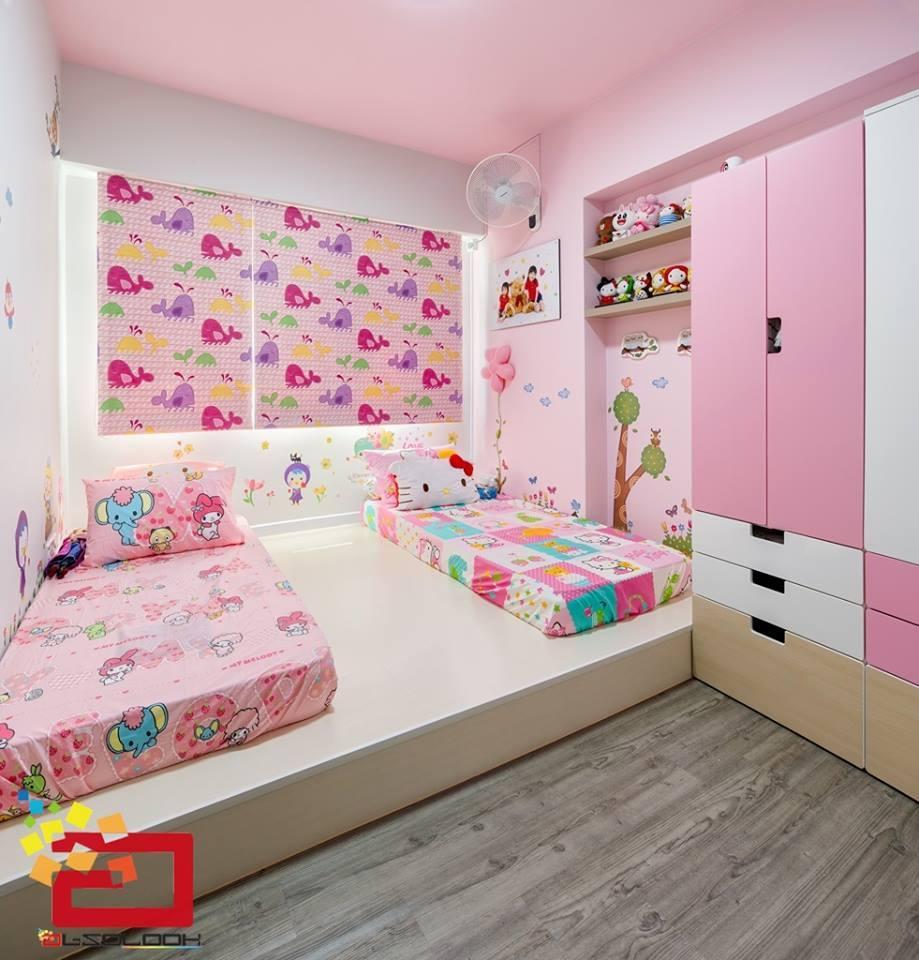 7 Ways To Design Children's Bedroom