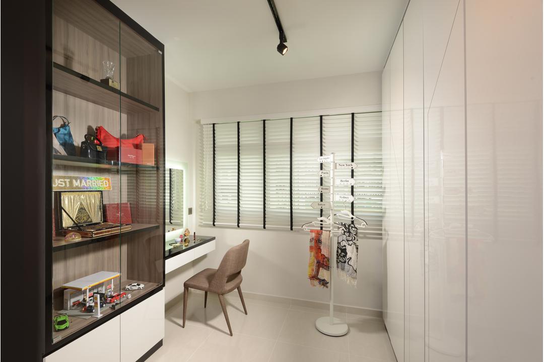 Singapore home interior design pictures