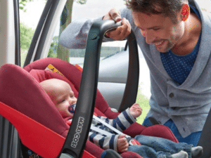 Safety First, Rest Later with Maxi-Cosi's Car Seat Collection