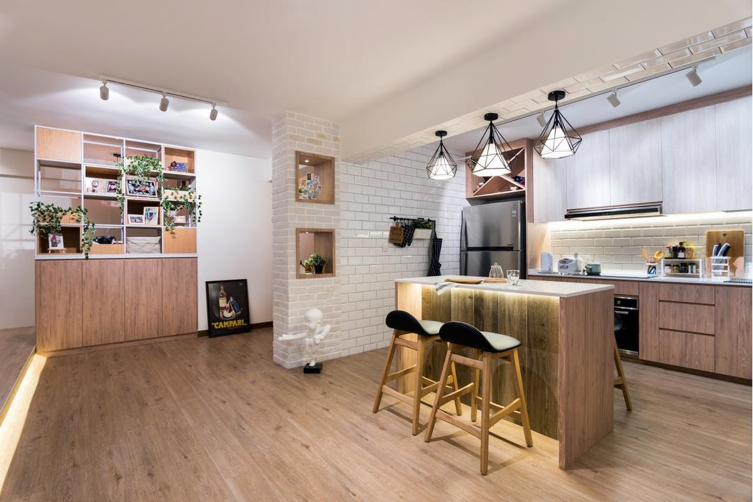 Scandinavian interior design 3 home renovation singapore - Scandinavian interior design ...