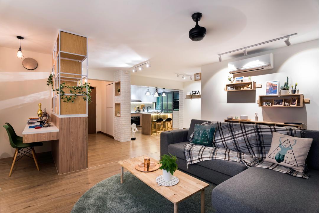 Scandinavian interior design 5 home renovation singapore for Interior design singapore