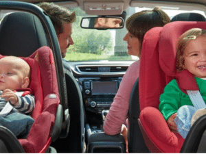 The Importance of i-Size Regulations in Car Seat Safety