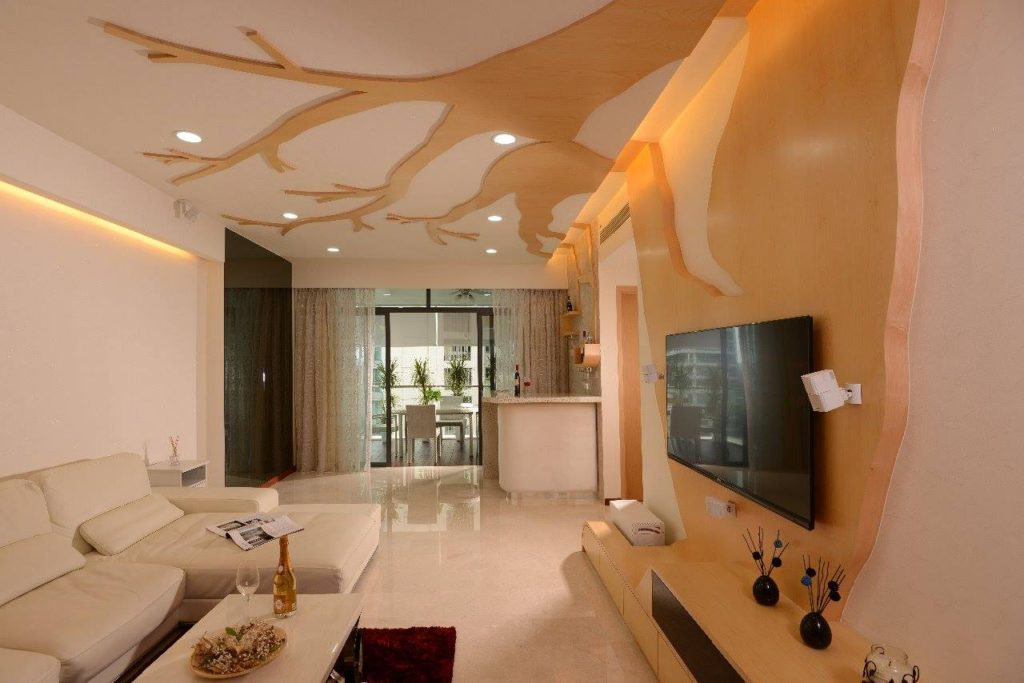 5 ceiling designs that define the interior for Interior design definition