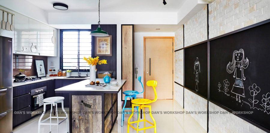5 innovative kitchen designs that aptly balance aesthetic & function