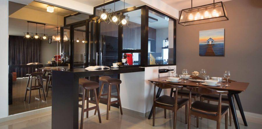 6 unique kitchen design interventions
