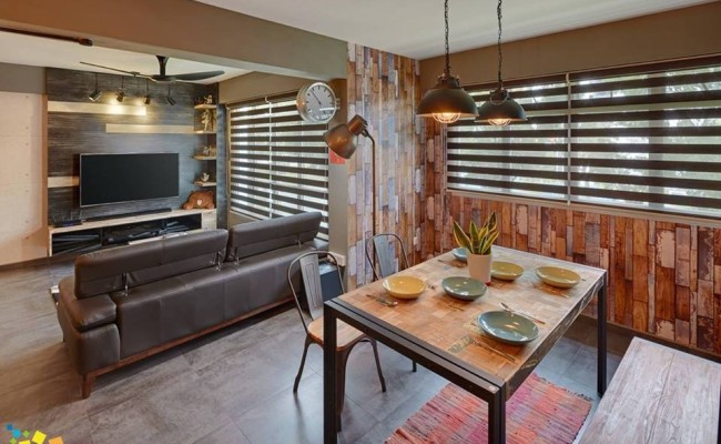 7 ways with wooden accents in your interiors