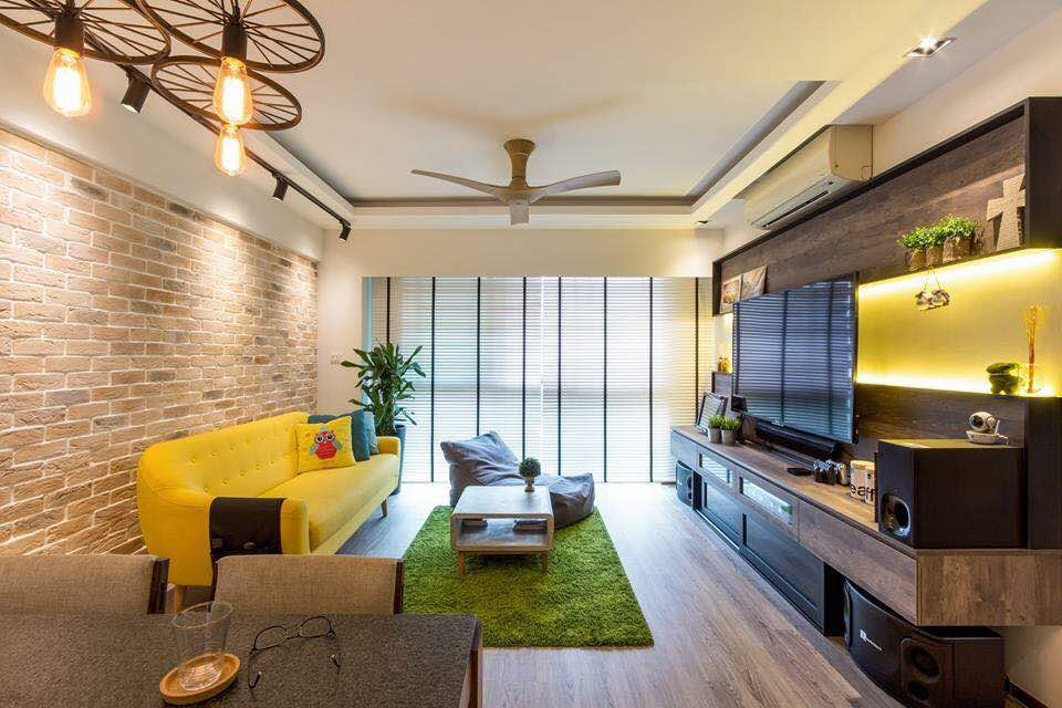 Fineline Design : Fineline design home renovation singapore