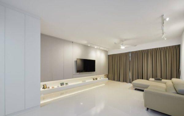 Modern home: Clean and Sleek
