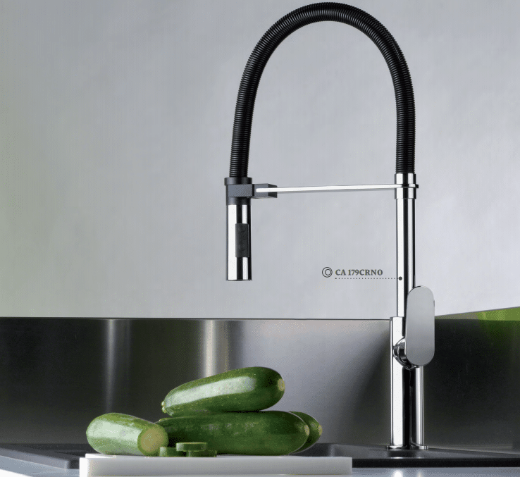 Conserve Water With Sim Siang Choon's Smart Kitchen Taps