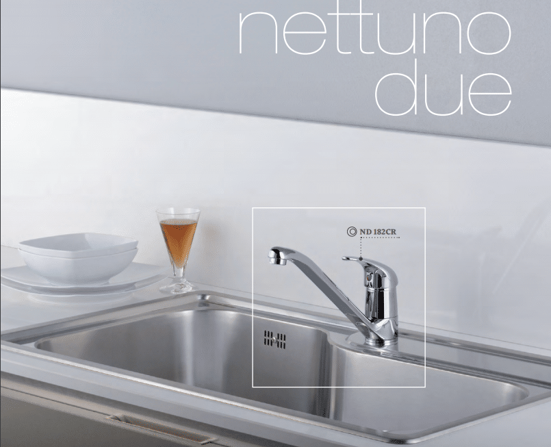 Conserve water with sim siang choon s smart kitchen taps for Kitchen design simulator