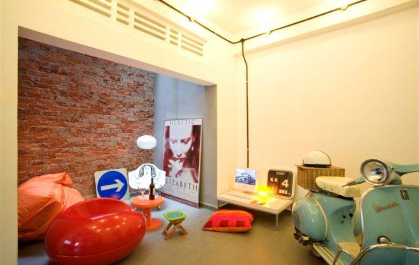 Fresh vibes of modern interior