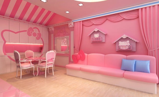 Konichiwa, Kitty – Be ready, these rooms make you scream Meowww!!!