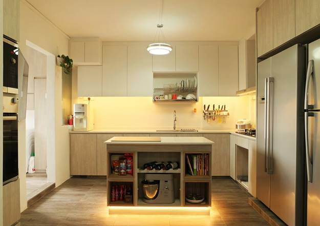 Light your kitchen creatively in these 6 awesome easy ways for Unimax creative interior design review