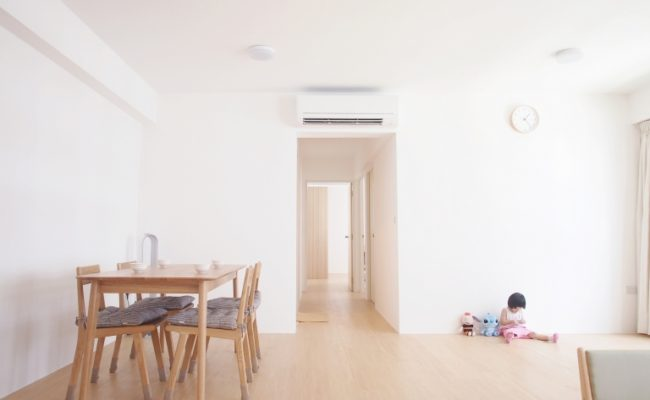 Muji inspired minimalist inspired interior design for Inspire interior design singapore