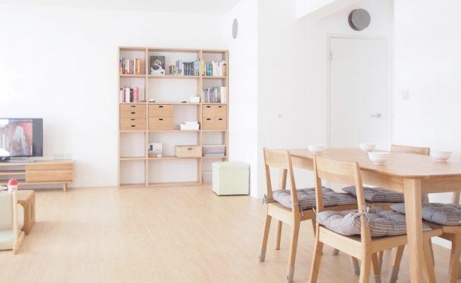 Muji inspired minimalist inspired interior design for Muji home design