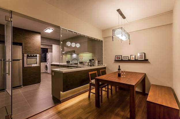 The Benefits Of Open Kitchen Design