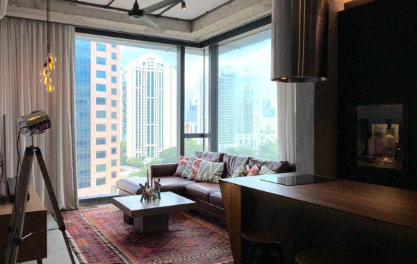 Uncluttered Modern Interior Design