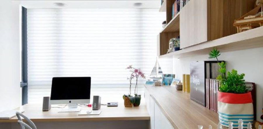 5 Home Office Designs Which Make You Work Happily