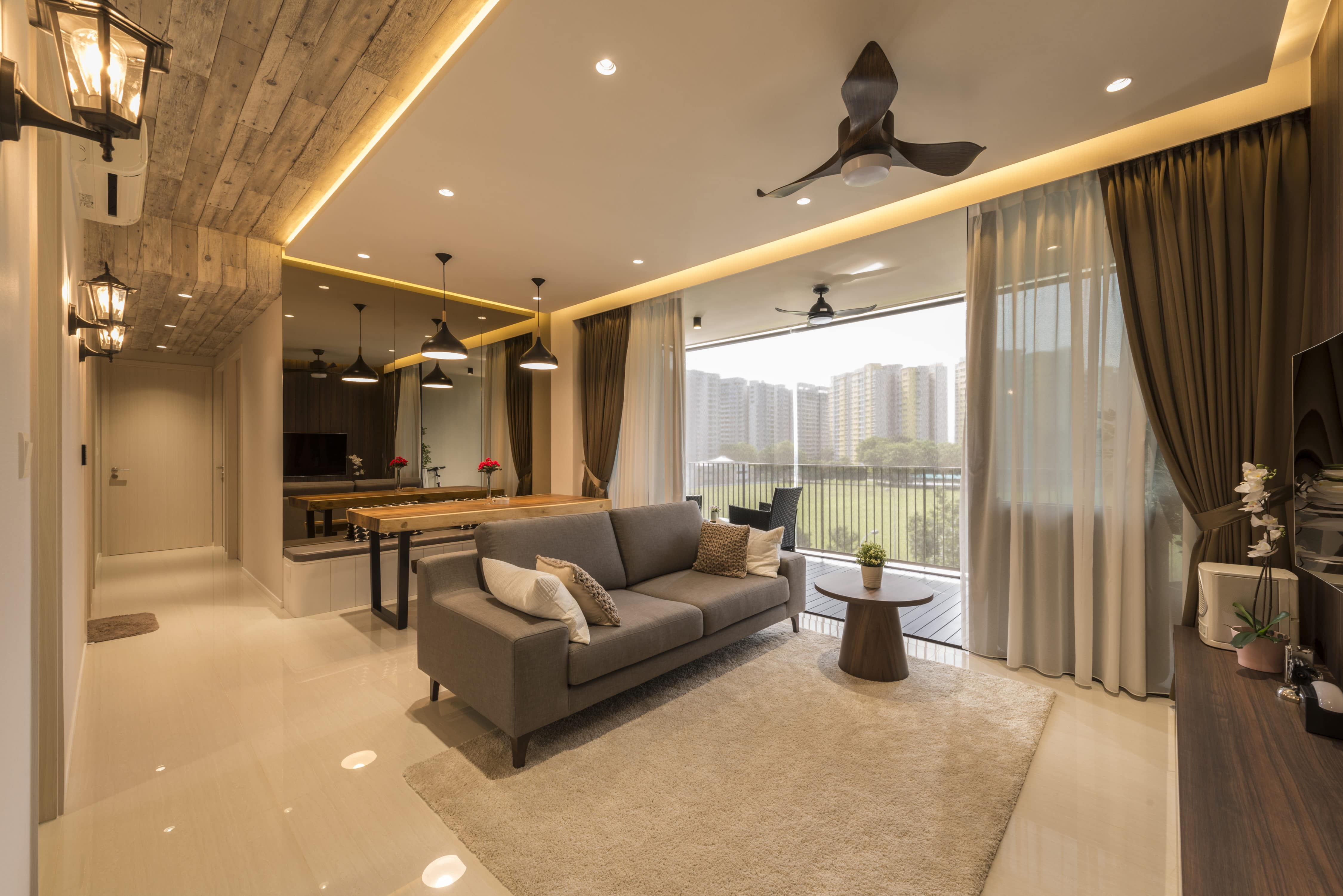 Earth Interior Design
