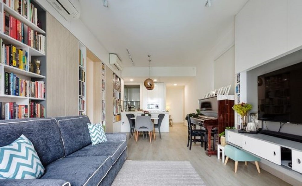 How Do You Design Home For Someone With >> Dreamy Home For Someone Who Enjoy Reading