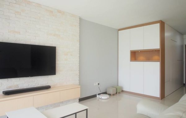 Peaceful Minimalistic Interior