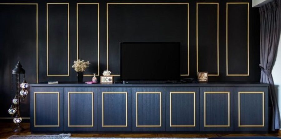 A Contemporary Statement With A Classical Design