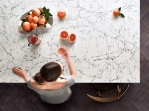 Caesarstone – Engineered Quartz With Organic Textures