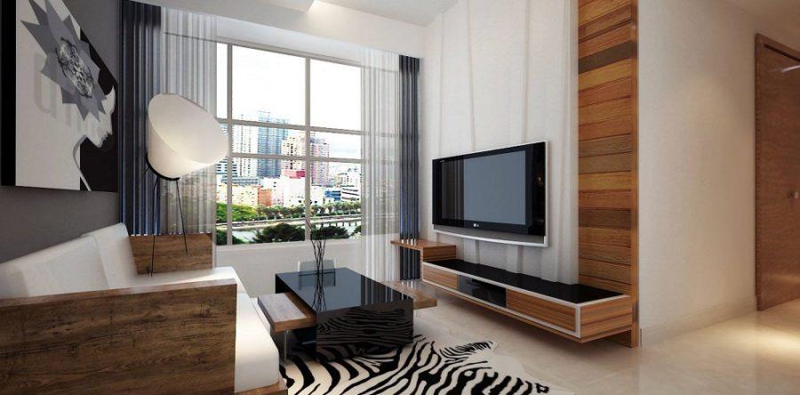 Retro In A Modern Home