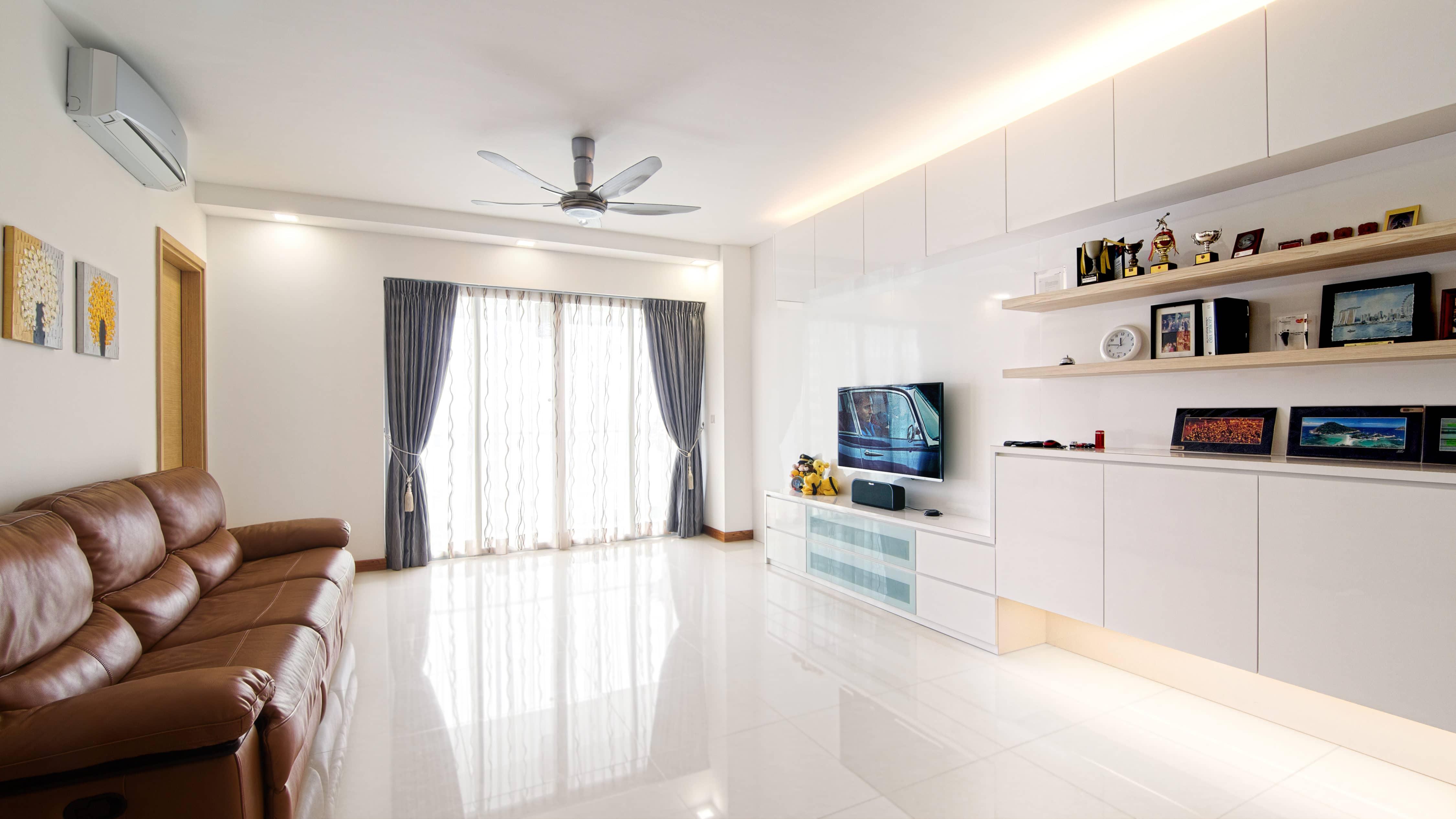 Swiss interior 7 home renovation singapore for 7 marymount terrace