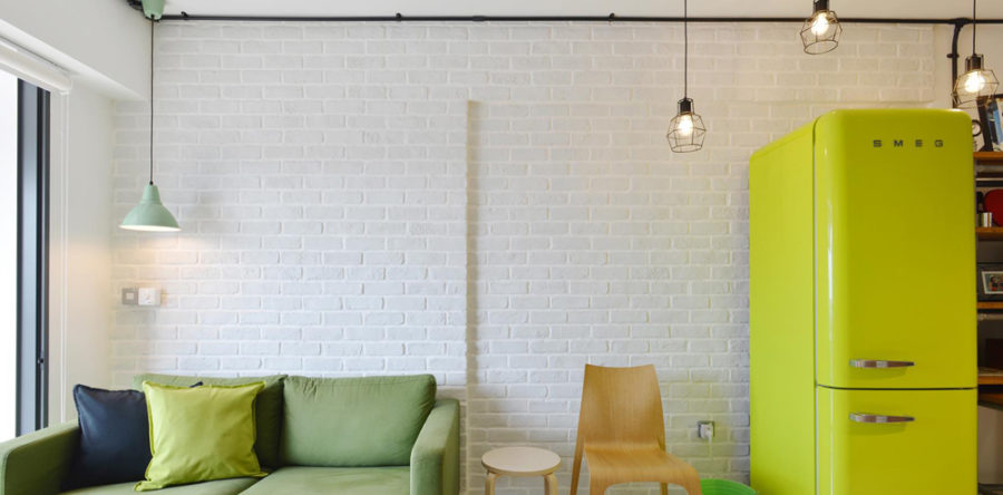 5 Creative Ways To Apply Colorful Module For Your Home