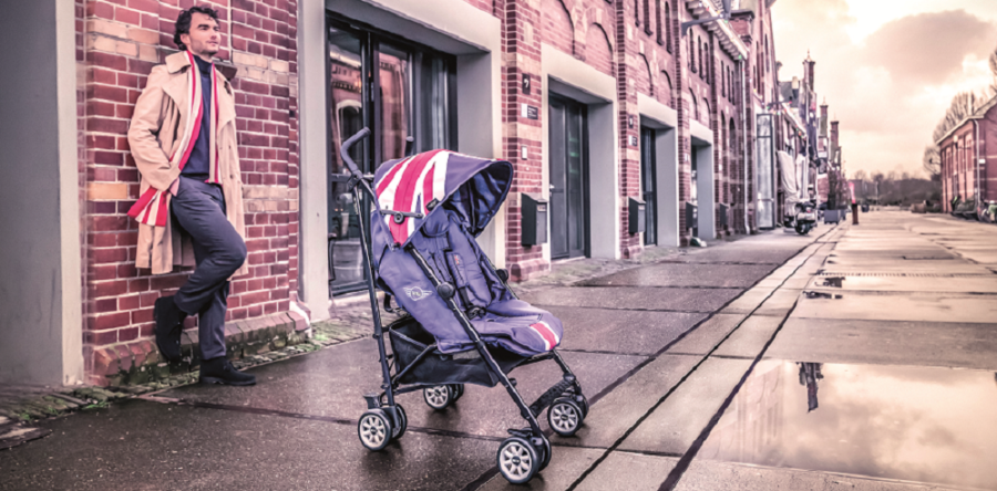 Easywalker Mini Buggy – Safe MINI In Style
