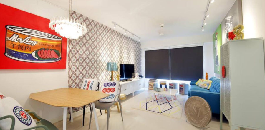 Perfect Blend Of Fashionable & Chic Casual Home