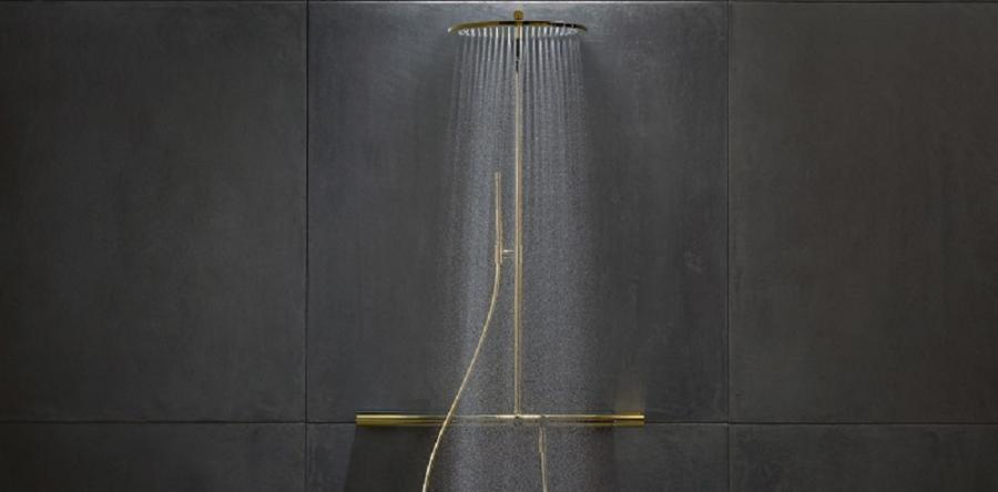 AXOR's Bathroom Line Pure Minimalist Visuals Stunning Bathroom Plumbing 101 Minimalist