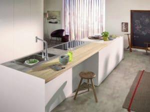 Hansgrohe's Next Generation Bathroom/Kitchen Line