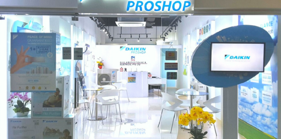 Let's Visit Your Nearest Daikin Proshop, If Not, You Will Regret It