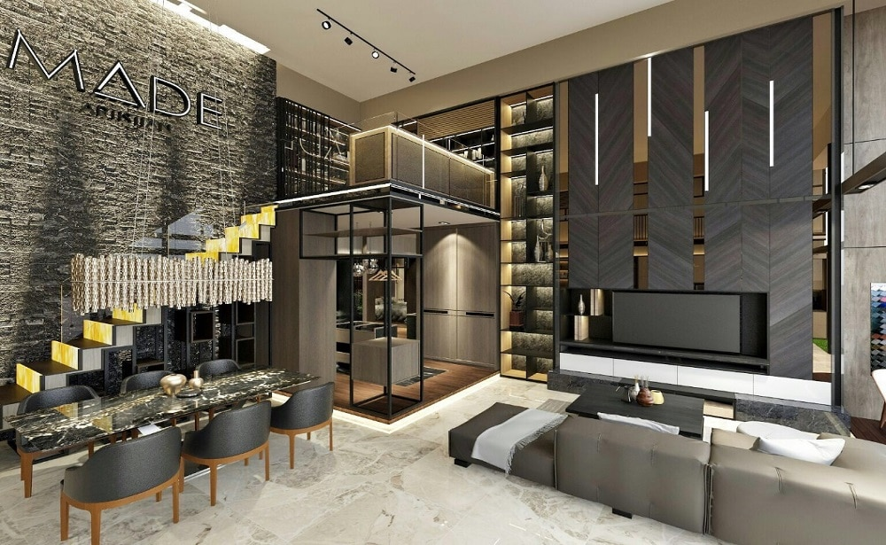 made artisan s showroom the new luxury look. Black Bedroom Furniture Sets. Home Design Ideas