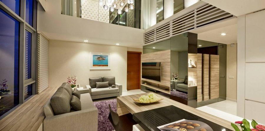 5 Ways To Reap The Benefits Of A Double Height Interior Design