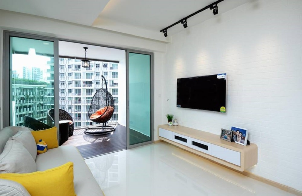 Simple tips which you must know before decorate your small home 4 home renovation singapore - Stylishly comfortable living room ideas and tips you must know ...
