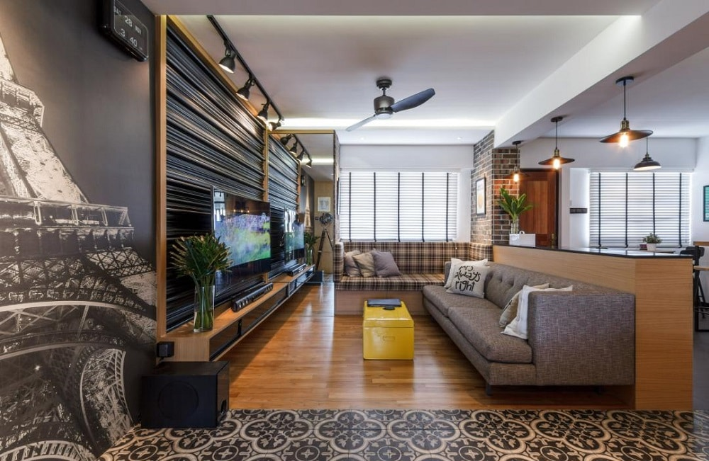 The Graphics Of Interior Design Lines Motifs Patterns
