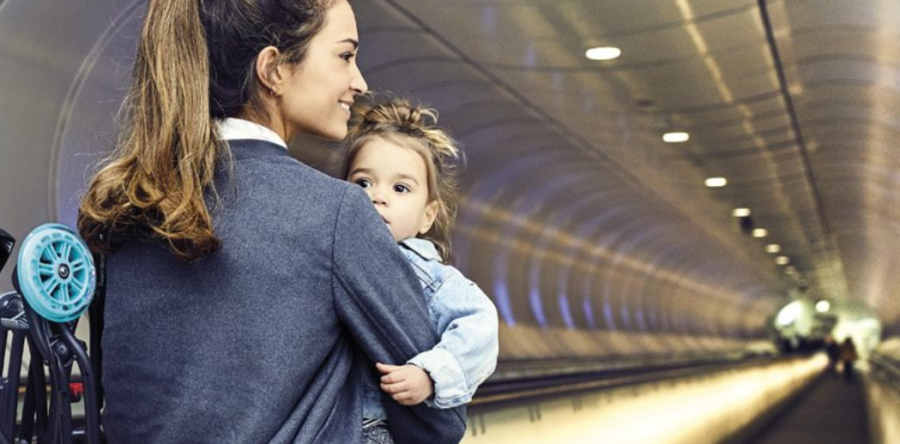 You & Your Kids' Ideal Travel Partner, The Quinny Yezz