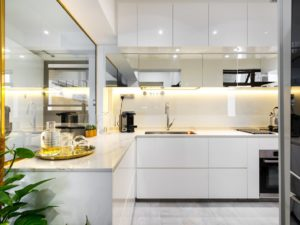Go Classy & Sophisticated With Caesarstone's Supernatural Ultra Collection