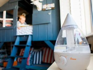 The Crane Cool Mist Humidifier, You Can Help Your Baby Breath Better