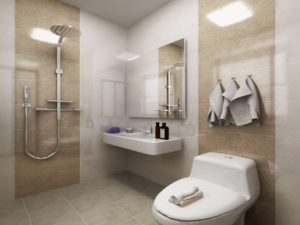 5 Bathroom Layout Inspirations For Your Home Designs!