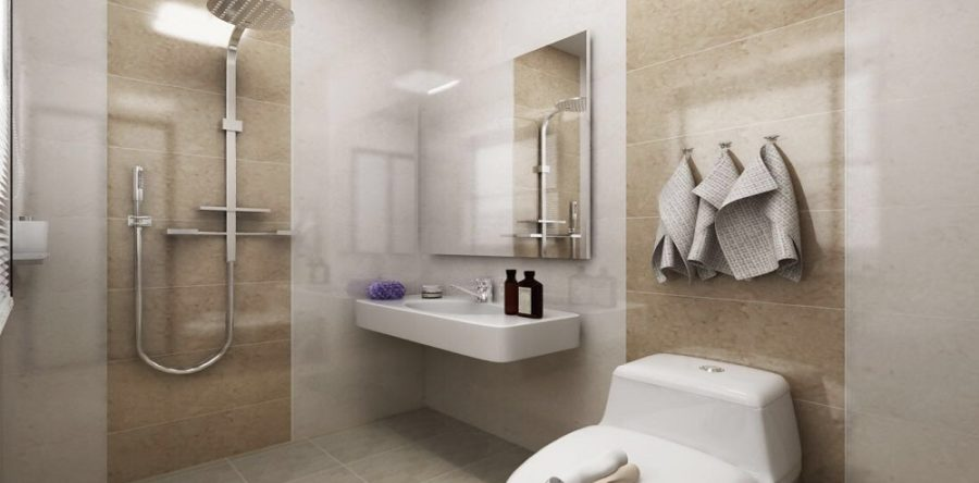 5 Bathroom Layout Inspirations For Your Home Designs