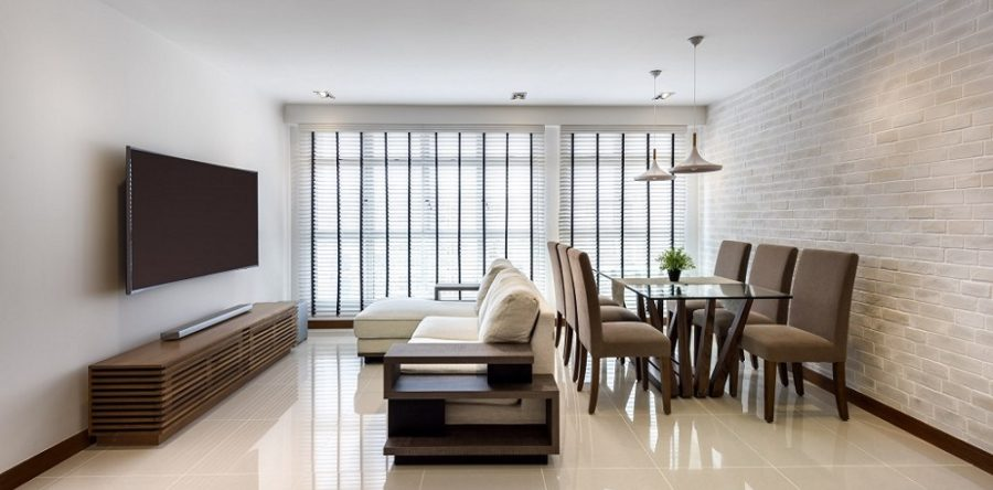 5 Living Rooms That Have Gorgeous Open-Floor Concept